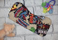 Excited to share this item from my #etsy shop: Handmade Burp Rag-Marvel - Spit Rag- Burp Cloth #burprag #burpcloth #spitrag #spitcloth #droolrag #babybib #welcomebabygift #babyshowergift #matchingbib Baby Burp Rags, Baby Bibs, John Deere Nursery, Special Needs Kids, Jack Skellington, Handmade Baby, Burp Cloths, Baby Shower Gifts, Plush