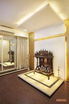 Divine Pooja Corner By Milind Kapadia