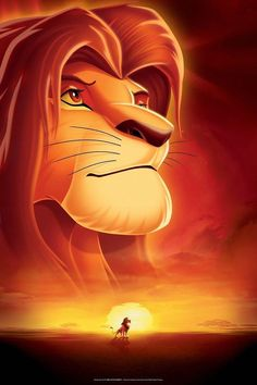 """Walt Disney Posters - The Lion King. Walt Disney Poster of Simba from """"The Lion King"""" HD Wallpaper and background images in the Walt Disney . Le Roi Lion Disney, Simba Disney, Disney Belle, Disney Lion King, Disney Art, Lion King Poster, The Lion King 1994, Lion King Movie, Lion King Simba"""