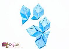 Origami Paper Flower DIY
