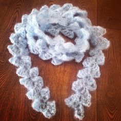 Crochet scarf  #crochet #scarf #handmade #madeinhongkong