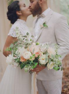 Soft, lush bouquet b