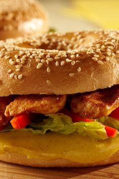 Hamburger, Bread, Chicken, Maggi, Ethnic Recipes, Pause, Joseph, Food, Lunches