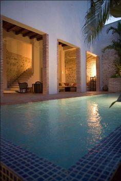 Luxury bed & Breakfast in Cartagena de Indias