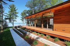 Ha Michiganben járnátok húszan, ezt a házat vegyétek ki   Az online férfimagazin