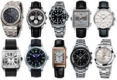 Top 10 Living Legend Watches To Own ABTW Editors' Lists