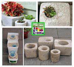 Algumas ideias interessantes e fáceis de serem feitas para decorar jardim, vou colocar nessa publicação para vocês.