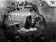 Loved the book and the movie.  A Beautiful Mind.