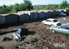 Parking Lot Shitehole