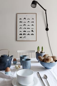 Sunday brunch - via Coco Lapine Design blog