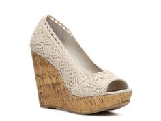 Mix No. 6 Carlene Wedge Pump