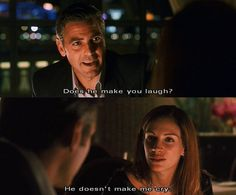 Ocean's Eleven. I was just looking for this screen shot and quote! One of my fav quotes.