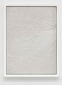 Untitled / Etched Plaster - 2014 - Anthony Pearson - http://www.marianneboeskygallery.com/artists/anthony-pearson/works