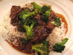 Crock Pot Beef and Broccoli | Rita's Recipes