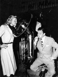 Doris Day and Frank Sinatra