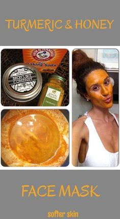 This honey and turmeric face mask gently cleanses & moisturizes while leaving you with softer skin, tightened pores, and a glowing complexion. Honey and turmeric are both a natural way to lighten acne scars, sun spots and age spots.