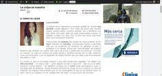 La culpa es nuestra | Alicante Press. Diario de Laura. #Ministerio #Gobierno