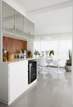 Apartamento clean - INÁ ARQUITETURA