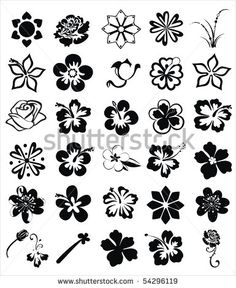 Small Hawaiian Flower Tattoo Designs Archidev