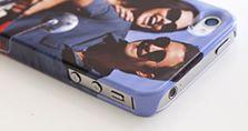 Täältä olen tilannut iphone kuoret omalla kuvalla. On tullut myös samsung-kuoria jihaa :)