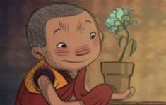 Peace At Last, Stormy Night, Relaxing Yoga, Relaxation, Film D'animation, Buddhist Monk, Video Film, Positive Attitude, Kids Education