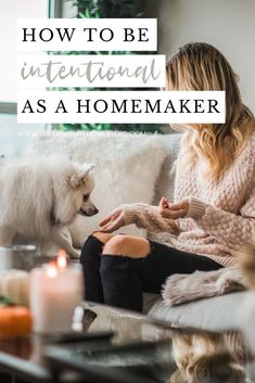 Learn what it takes to be intentional daily as a homemaker so that you can experience a simpler life to the fullest! #beintentional #intentionalliving #dailyintention #homemaker #homemaking #simpleliving Minimalist Lifestyle, Minimalist Living, Positive Inspiration, Slow Living, Healthy Mind, Sustainable Living, Simple Living, Zero Waste, Homemaking