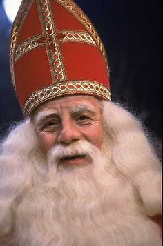 Sinterklaas - a kind of Santa Claus but on Dec. Santa Pictures, Mrs Claus, Santa Clause, Good Old Times, Winter Kids, Winter Wonder, Sweet Memories, Back In The Day, Childhood Memories