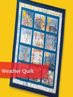 With this lesson plan activity, students collaborate and interpret information to create a quilt in your classroom!