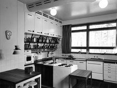 Kitchen, Villa Mairea 1938-39