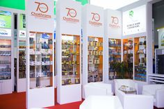 "Choithrams celebrating 70 Years of ""goodness"" @ GulFood. #GulFood"