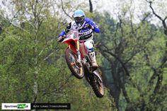 Tomasz Gollob w Mistrzostwach Strefy Polski Zachodniej w Motocrossie | Tomasz Gollob in Motocross Championships of Western Poland Division | More photos at https://www.facebook.com/media/set/?set=a.10151673434942625.1073741837.57863732624=1