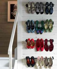 Do it yourself Fintorp-Schiene als Schuhregal Trees matter to the look of your home.