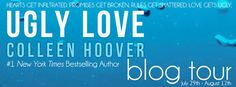 Ugly Love by Colleen Hoover Blog Tour - Review