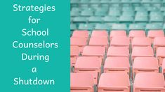 If your school has been shutdown because of you may find some helpful strategies to implement for your students. Middle School Counseling, Elementary School Counselor, Elementary Schools, Virtual Counselor, Counseling Office, Primary Education, High Schools, Special Education, School Leadership