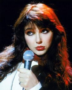 kate bush   young looking Kate Bush. By the age of 20, the singer had already ...