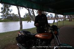 VIDEO blog: Day 4 #blackdogride Renmark - Burra - Port Augusta