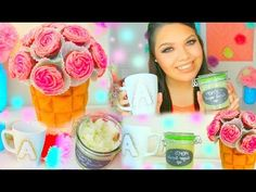 DIY Mother's Day Gifts! ♡ Pinterest Inspired - YouTube