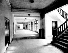 Memphis Historic Ellis Auditorium - and Market Place. Entrance 1924
