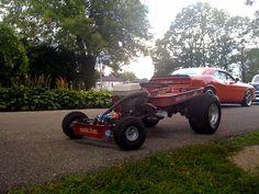 Fred's Hot Rod Wagon by michael.banovsky, via Flickr
