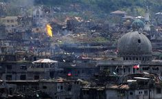 NAMRODIN Didato's family and about 40 others have been languishing at an evacuation center since Islamic State-aligned militants occupied Marawi City on May leaving their lakeside hometown in shambles. Philippines Cities, Jim Mattis, Military Operations, Ny Times, Paris Skyline, Asia, United States, Urban, World