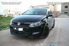 Annonce de vente de voiture occasion en tunisie VOLKSWAGEN POLO Tunis