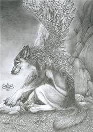 Image result for волк рисунок карандашом поэтапно