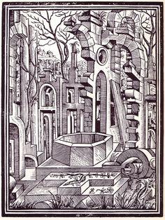 Geometria et Perspectiva, Lorenz Stoeer, 1567