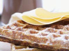 Découvrez la recette Gaufres du Nord sur cuisineactuelle.fr.