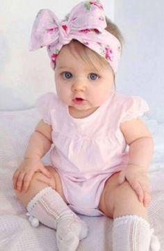 cutie Cute Newborn Baby Girl, Baby Girl Romper, Baby Outfits Newborn, Newborn Costumes, Baby Girls, Pink Bodysuit, Pink Summer, Girls Rompers, Ship