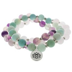 Check out the great Gemstone Bracelet Kits we just launched. These FusionBeads.com exclusive kits contains everything you need to complete three complementary bracelets, including fully illustrated, step-by-step instructions. These are perfect for gift giving!