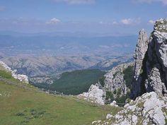 Cilento - Monte Cervati | Foto di 1Com Advertising