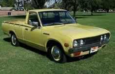1976 Datsun pickup