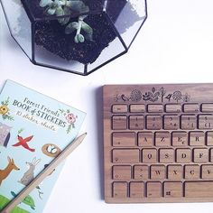 Inspiration from @eleusis_megara #OreeOffice #Wood #EmotionalTechnology
