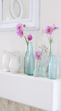 simple spring decor